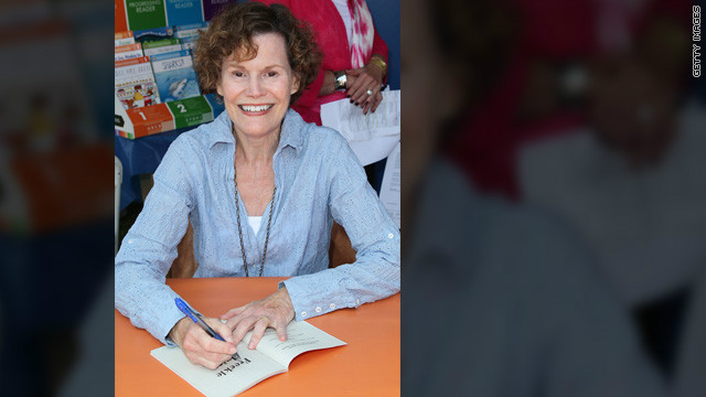 Judy Blume opens up about breast cancer battle