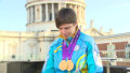Paralympian medal dispute