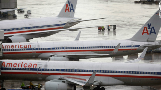 American Airlines pilot dispute heating up.