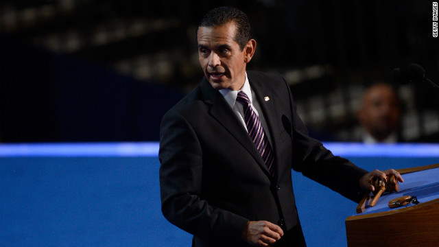 Los Angeles Mayor Antonio Villaraigosa is president of the Conference of Mayors.