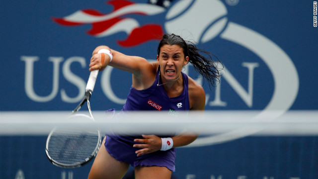 She reached the quarterfinals of the 2012 U.S. Open, and the same stage of the Australian Open in 2009.