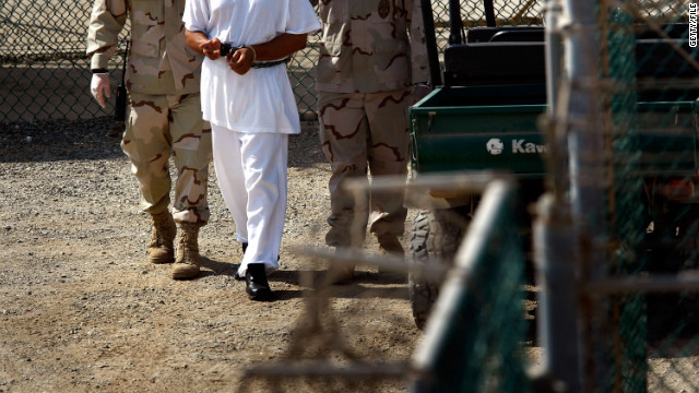 Guantanamo Bay detainees can tune into election night coverage