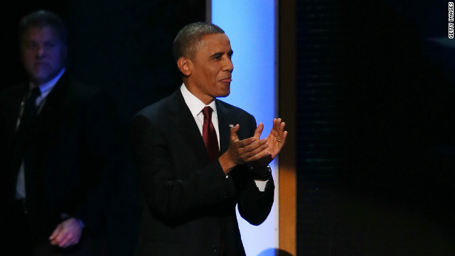 Obama to include specific goals in acceptance address