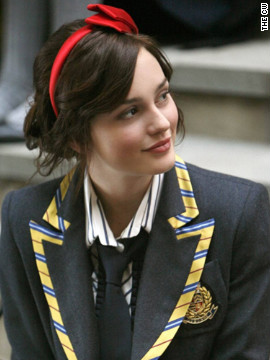 Blair Waldorf, played by actress Leighton Meester, put headbands on the map when &quot;Gossip Girl&quot; premiered in 2007. Costume designer Eric Daman said he has steered clear of the hair accessory of late, but it'll be back for season 6. &quot;I feel like the headband was such a thing for (Blair) when she was in high school,&quot; he said. &quot;We wanted to segue out of it for a little bit. ... It was really kind of an evolution of who she was as a woman. There's a moment when she went to NYU and she took her headband off, and she's like, 'I can't wear these anymore. They're really keeping me down.' &quot;