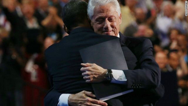 Alex Castellanos says Bill Clinton helped Barack Obama, but Obama could have gained more by following Clinton's example.