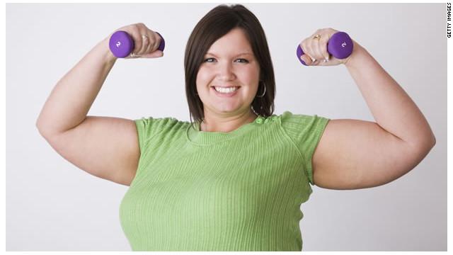 Puedes ser una persona obesa y saludable al mismo tiempo
