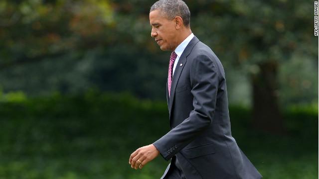 """Obama declara tres días de """"oración y recuerdo"""" para víctimas del 9/11"""