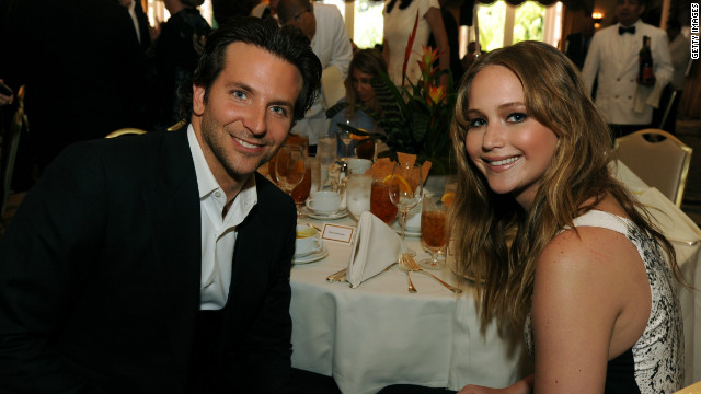 Bradley Cooper on working with Jennifer Lawrence, getting sober