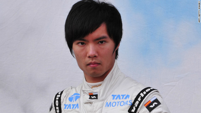 HRT's Chinese test driver Ma Qing Hua will take the wheel in practice for Sunday's Italian Grand Prix.