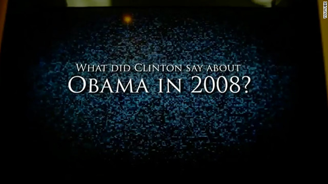 Romney ad follows up Clinton speech with a flashback