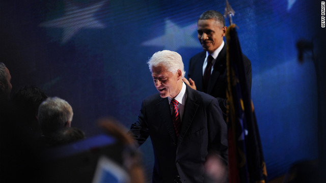 Bill Clinton to hit trail for Obama