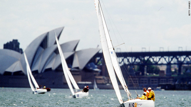 Sailing only became a Paralympic sport at the 2000 Sydney games following a trial at Atlanta four years previously. 