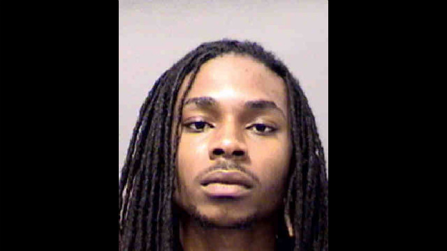  Donte Jamar Sims, 21, was arrested for making threats against President Barack Obama on Twitter.