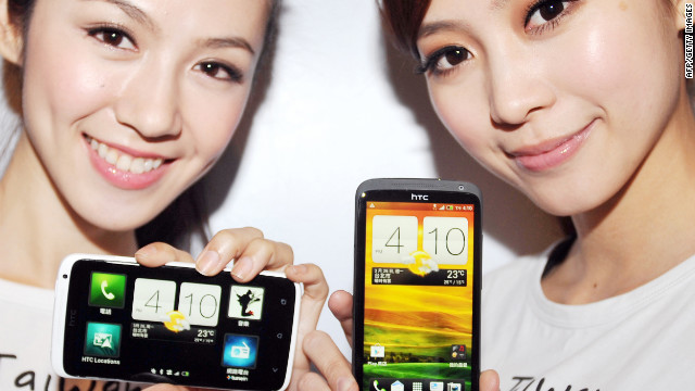 "HTC's One X is seen as the most stylish Android phone. ""It can't be overstated what a beautiful device this is,"" wrote a reviewer from The Verge. It's also powerful."
