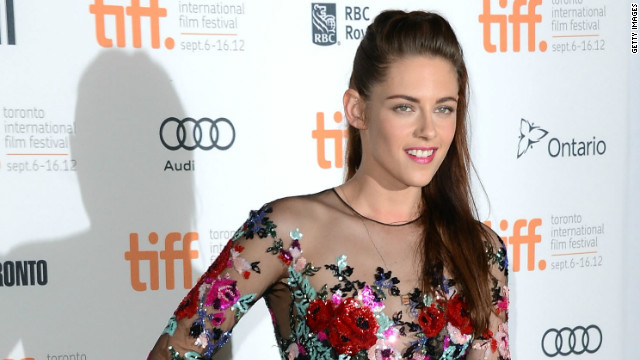 Kristen Stewart resurfaces for TIFF