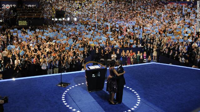 Barack y Michelle Obama festejan en las redes sociales su aniversario