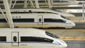 China's need for high-speed