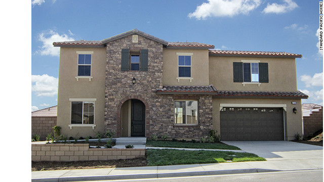 Dominguez received this home in Temecula, California, as a gift for his service to the U.S. from the Stephen Siller Tunnel to Towers Foundation and its partner, the Gary Sinise Foundation.