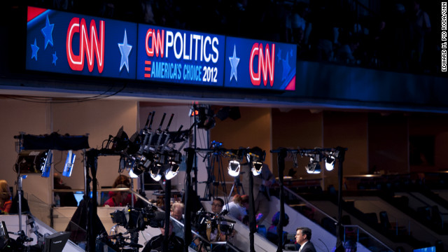 CNN garners highest cable ratings on final night of DNC
