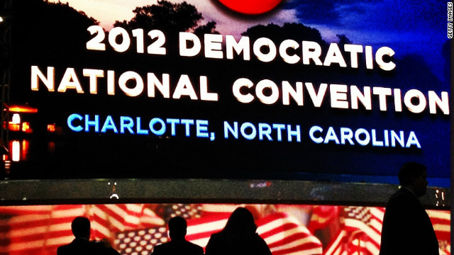 Sunday Playlist : Democrats have their say in Charlotte