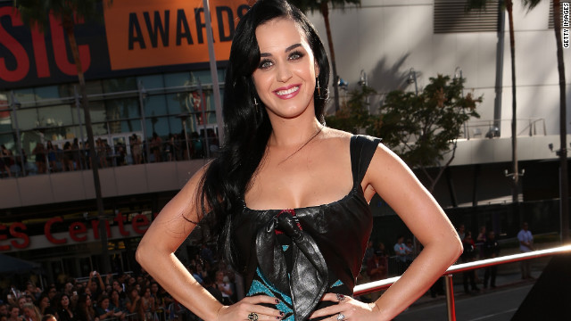 Katy Perry hasn't had the easiest year, considering that &lt;a href='http://marquee.blogs.cnn.com/2012/02/09/katy-perry-russell-brand-reach-divorce-settlement/?iref=allsearch' target='_blank'&gt;it started with a quiet divorce from Russell Brand&lt;/a&gt;, but it has been a full one. She's put out &lt;a href='http://marquee.blogs.cnn.com/2012/07/05/whats-the-verdict-on-katy-perrys-part-of-me/?iref=allsearch' target='_blank'&gt;a concert documentary,&lt;/a&gt; &lt;a href='http://marquee.blogs.cnn.com/2012/09/26/katy-perry-named-billboards-woman-of-the-year/?iref=allsearch' target='_blank'&gt;became Billboard's Woman of the Year&lt;/a&gt;, &lt;a href='http://politicalticker.blogs.cnn.com/2012/10/25/katy-perrys-not-so-secret-ballot/?iref=allsearch' target='_blank'&gt;stumped for President Obama&lt;/a&gt; -- and is rumored to be dating John Mayer. &lt;a href='http://www.cnn.com/2012/07/02/showbiz/celebrity-news-gossip/katy-perry-bra-tops-part-of-me/index.html?iref=allsearch' target='_blank'&gt;Plus, those bras!&lt;/a&gt;