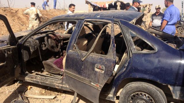 Ataques contra el ejército y la policía de Iraq dejan decenas de muertos