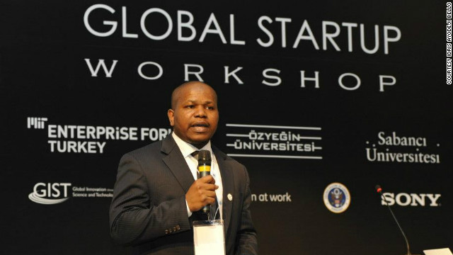 <a href='http://www.kellogg.ox.ac.uk/idris-ayodeji-bello' target='_blank'>Idris Ayodeji Bello </a>is the co-founder of the Wennovation Hub, a Lagos-based initiative dedicated to helping entrepreneurs develop their ideas.