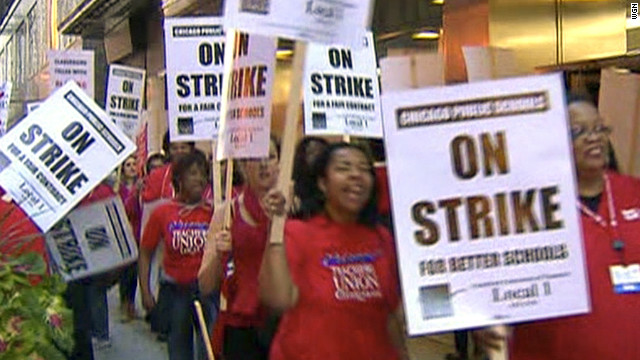Voices of the Chicago Public Schools strike