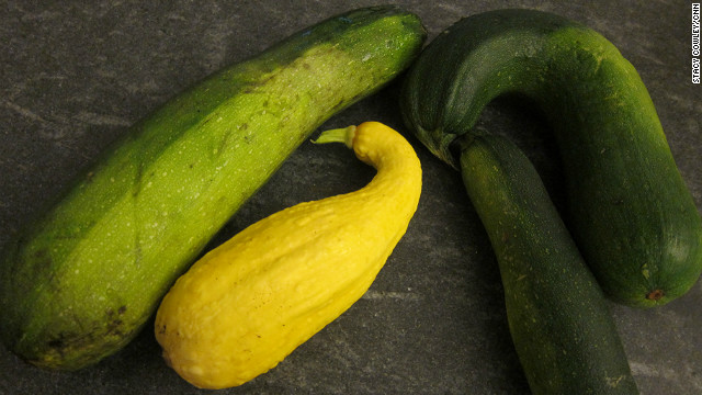 CSI: CSA &#8211; We need to talk about zucchini