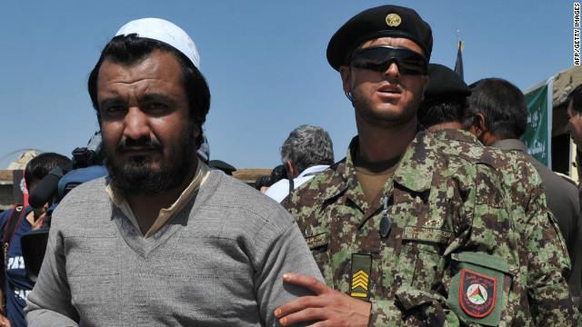 Estados Unidos se niega a entregar algunos presos a las fuerzas afganas