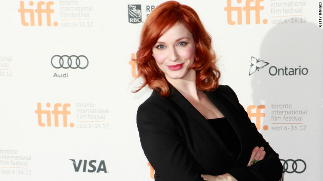 Christina Hendricks on Gosling's directorial debut