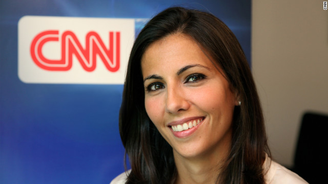 La periodista española Ana Pastor se suma a CNN
