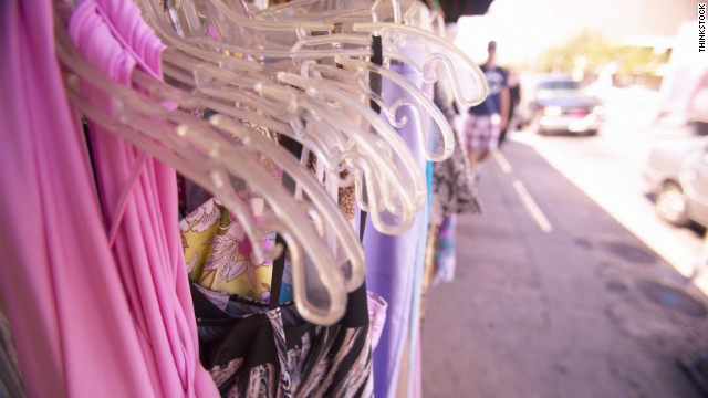 Cheap, disposable clothing is causing a global crisis, says
