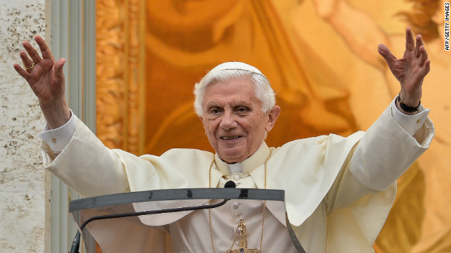 Need to Know News:  Pope Benedict to resign, Northeast digs out of blizzard, cold moves South