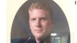 Patrol Officer Patrick O\'Rourke of the West Bloomfield, Mich., Police Department was shot dead.