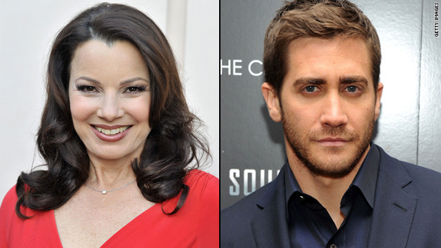 'Fifty Shades' casting: Did someone say Jake Gyllenhaal?