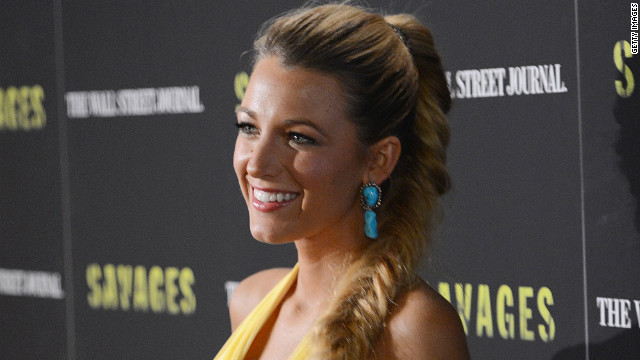 Overheard: Blake Lively's 'never been happier'