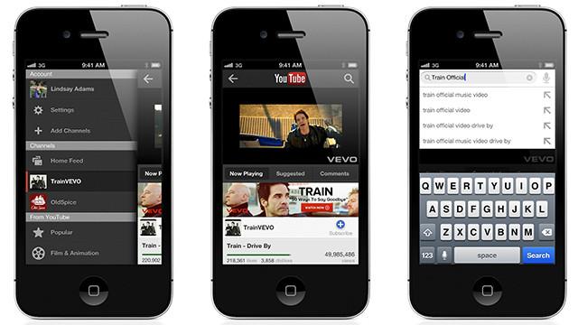 YouTube estrena aplicación para el iPhone
