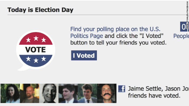 340,000 votes may have come from Facebook message