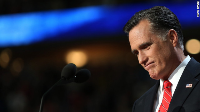 Romney&#039;s political pretzel over Libya
