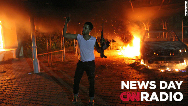 CNN Radio News Day: September 12, 2012