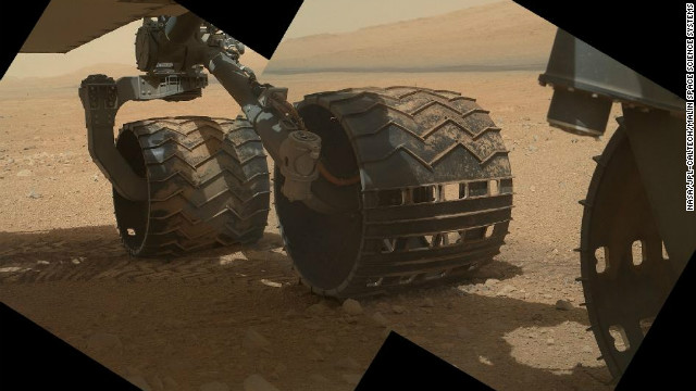 Mars rover performing 'almost flawlessly'