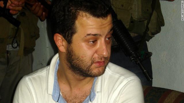 Turkish national Aydin Tufan Tekin speaks during an interview in Beirut's southern suburbs on August 31, 2012.