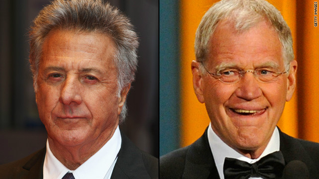 Dustin Hoffman, Letterman to receive Kennedy Center Honors