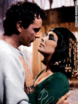 Elizabeth Taylor and Richard Burton's chemistry was so intense that they married and divorced twice. Taylor and Burton appeared in 11 films together between the '60s and '70s, including &quot;Cleopatra&quot; and &quot;Who's Afraid of Virginia Woolf?&quot;