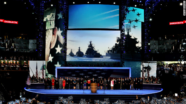 Democrats apologize for Russian ships in U.S. veterans tribute