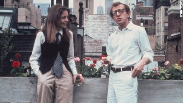 Diane Keaton and Woody Allen dated briefly before solidifying their professional relationship with 1972's &quot;Play It Again, Sam.&quot; The pair produced eight films together over the span of two decades. The 1977 romantic comedy &quot;Annie Hall&quot; took home four Academy Awards.
