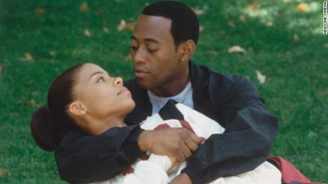 Sanaa Lathan and Omar Epps first appeared together in 1999's &quot;The Wood,&quot; reuniting for &quot;Love &amp;amp; Basketball&quot; in 2000. It makes sense that Lathan and Epps continued their relationship off the set, as their onscreen chemistry was palpable. Epps and his wife Keisha Spivey Epps have &lt;a href='http://celebritybabies.people.com/2008/04/06/omar-and-keisha/' target='_blank'&gt;two children together&lt;/a&gt;. The actor also has a daughter from a previous marriage.