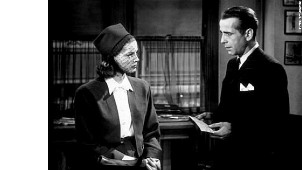 "Humphrey Bogart and Lauren Bacall first appeared together in 1944's ""To Have And Have Not."" They collaborated on several other projects, including ""The Big Sleep"" -- pictured here -- and ""Dark Passage."" They were married in 1945. Bogart died of cancer in 1957, leaving behind Bacall and their two children. <a href='http://www.cnn.com/2014/08/12/showbiz/lauren-bacall-dead/' target='_blank'>Bacall passed away in August 2014</a> at the age of 89. Let's see which other famous couples took their romance from reel to real:"