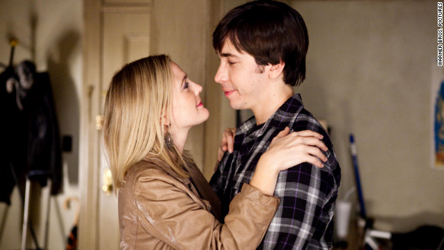 Drew Barrymore and Justin Long began their on-and-off relationship after meeting on the set of 2007's &quot;He's Just Not That Into You.&quot; They co-starred again in 2010's &quot;Going the Distance.&quot; Barrymore &lt;a href='http://marquee.blogs.cnn.com/2012/06/08/drew-barrymore-opens-up-on-perfect-wedding/' target='_blank'&gt;married Will Kopelman &lt;/a&gt;in June, and is expecting her first child.